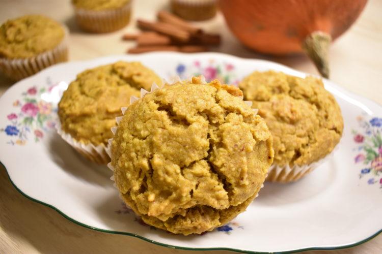 Muffinki dyniowe (raczkujac.pl)