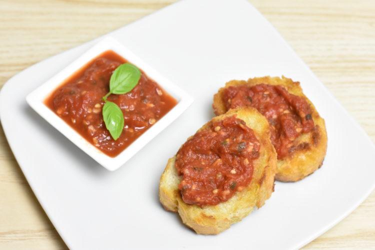 Pasta z pomidorów (raczkujac.pl)