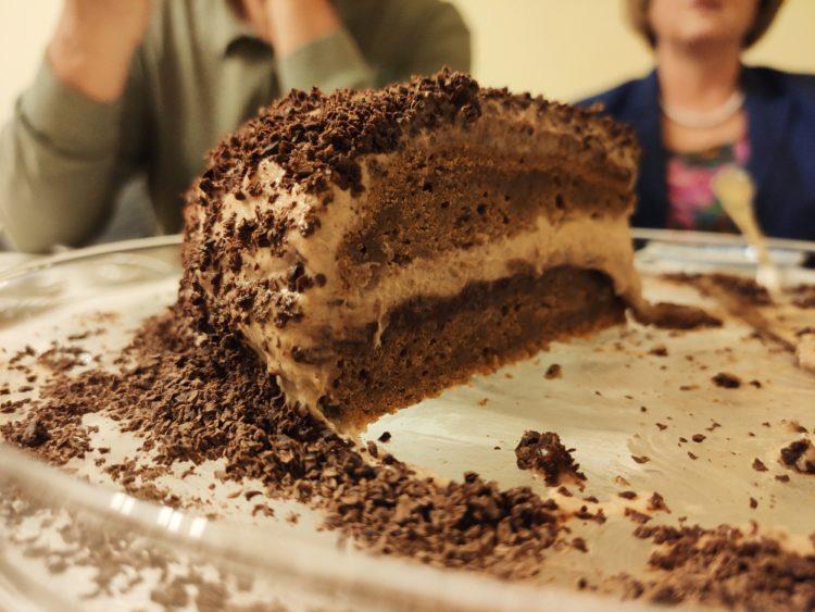 Tort na roczek (raczkujac.pl)